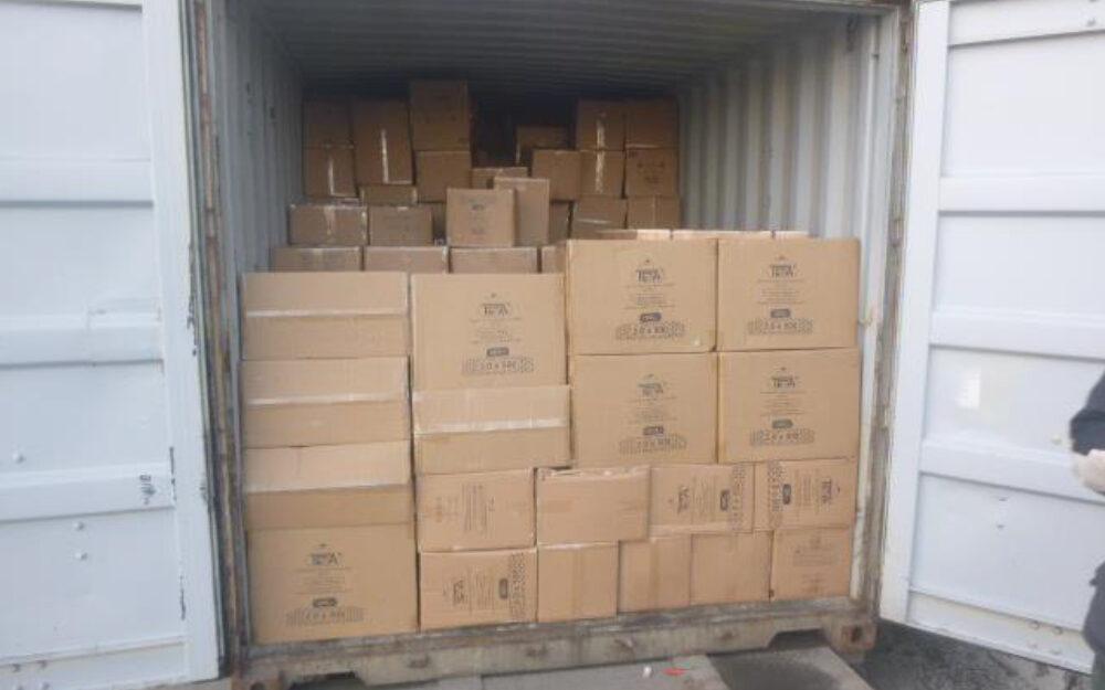 Сроки доставки сборных грузов