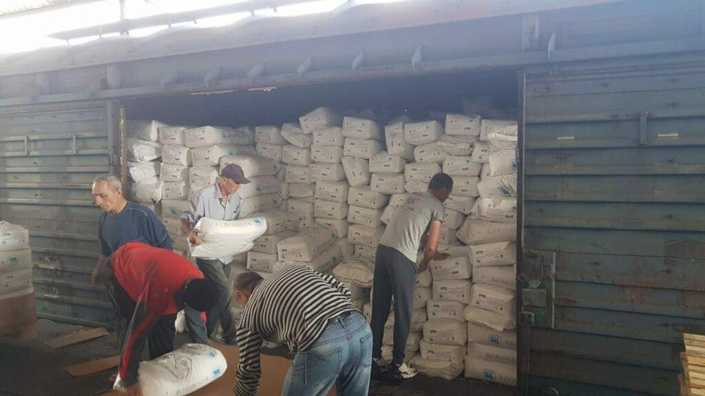 Доставка грузов в Узбекистан